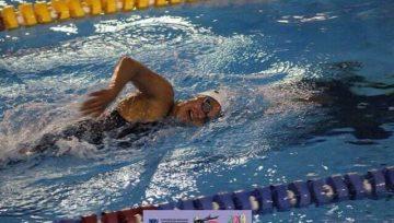 Bree McCowatt in the World Deaf Championships in Brazil
